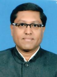 Dipesh Admin Head Anand Niketan Shilaj